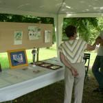 expo d'aquarelles